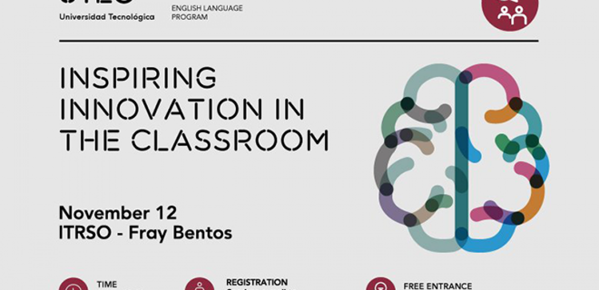 """Inspiring Innovation in the Classroom"""