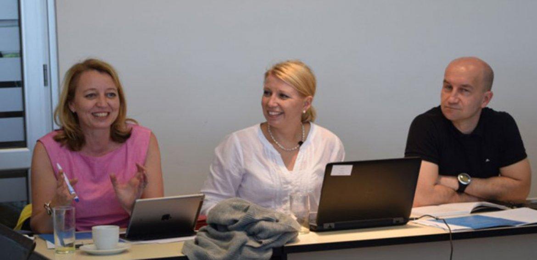 """Expertos de prestigiosas universidades finlandesas visitaron UTEC para participar del workshop """"Mejorando e innovando en la Educación Superior"""""""