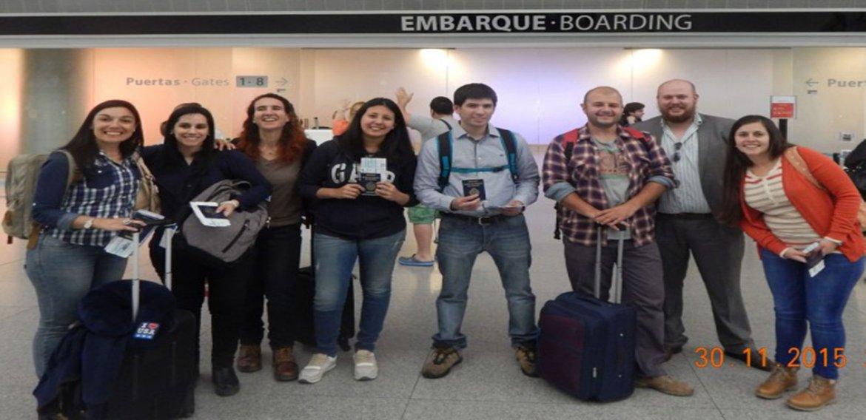 Estudiantes de UTEC participan en curso de Inglés personalizado en la Universidad de Wisconsin–Madison