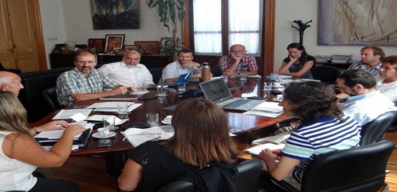 Autoridades del SNETP analizan inversiones conjuntas en el campus interinstitucional de Rivera