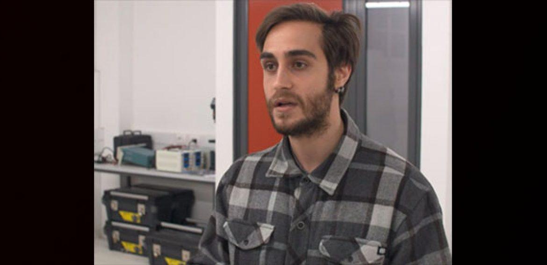 Estudiante de Ingeniería en Mecatrónica de UTEC fue seleccionado para participar en el programa de University Innovation Fellows
