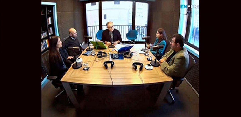 Mónica Silvestri participó en la Mesa TIC de En Perspectiva