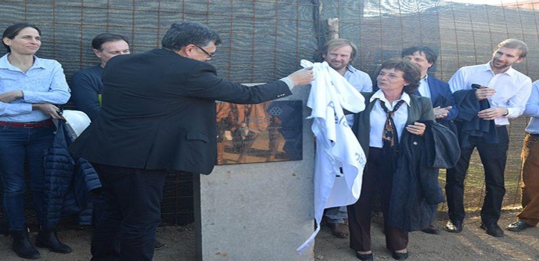 Se inauguraron obras y edificios del Polo Educativo Superior en Rivera