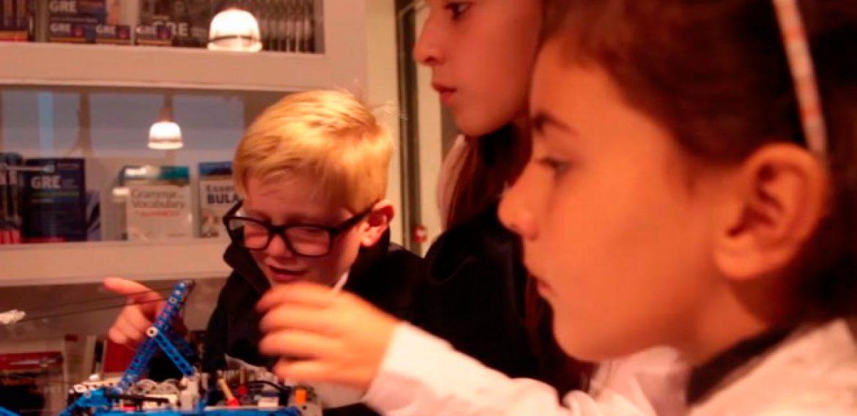UTEC continúa acercando la robótica y tecnología a niños y niñas del interior del país