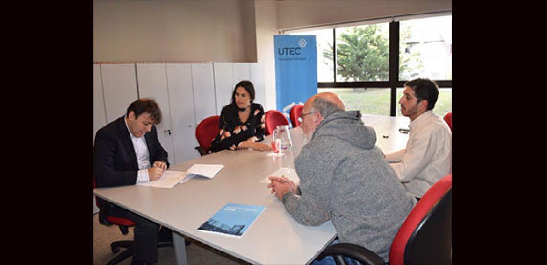 UTEC firmó acuerdo de cooperación con la Organización Latinoamericana de Energía