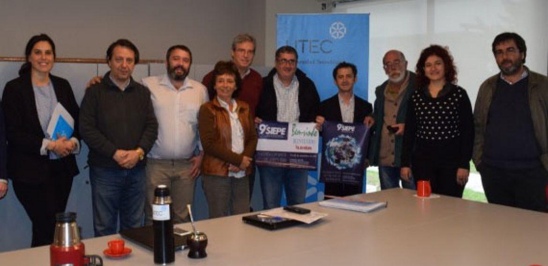 Referentes de Unipampa visitaron la Universidad Tecnológica