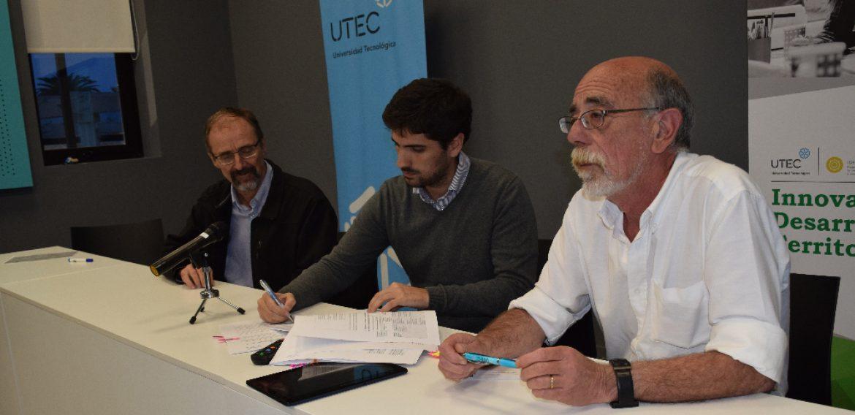 OPP y UTEC firmaron convenio para la financiación de proyectos de desarrollo territorial en el cierre de la Semana de la Innovación