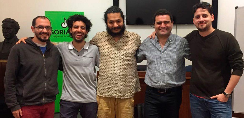 """Se desarrolló con gran éxito el Seminario """"Desbloqueando la energía creativa"""", a cargo del reconocido saxofonista argentino Ricardo Cavalli"""