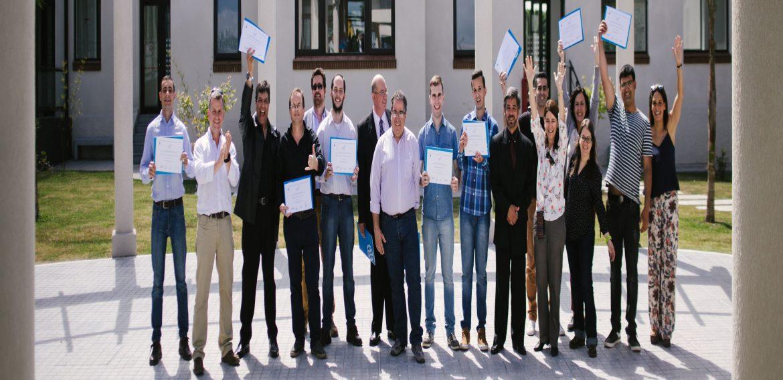 Ceremonia de entrega de títulos en el ITR Centro-Sur