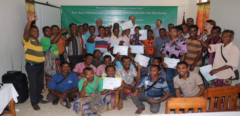 Misión de cooperación de docentes de LCTL en Timor Oriental dejó balance positivo y abrió posibilidad de continuar colaboración en el futuro