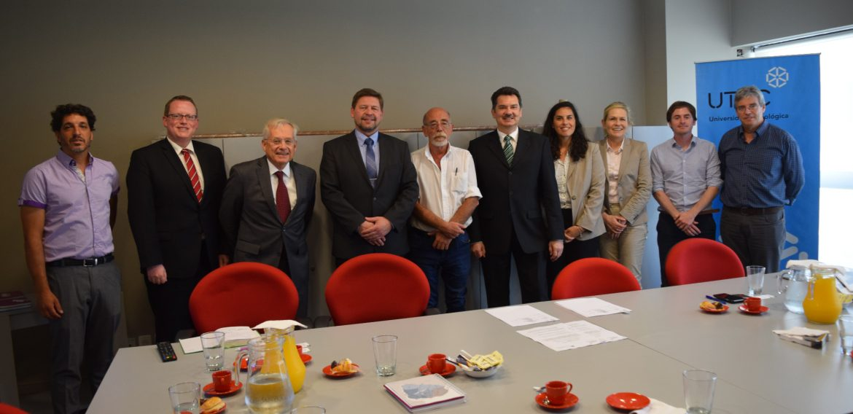 UTEC firmó acuerdo de cooperación con la Clausthal University of Technology