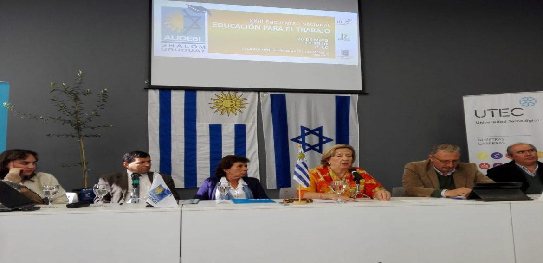 Diálogo sobre educación para el trabajo en el ITR Centro-Sur
