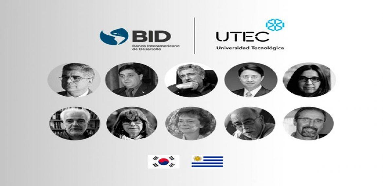 Acuerdo de cooperación firmado entre la UTEC y el BID