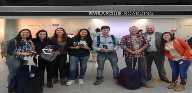 Seis estudiantes de la Licenciatura en Leche y Productos Lácteos