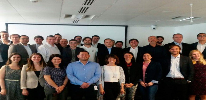 Coordinadora de TTI participó en la London Technology Week