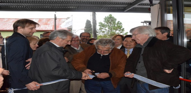 Inauguración del Instituto Tecnológico Regional (ITR) Suroeste