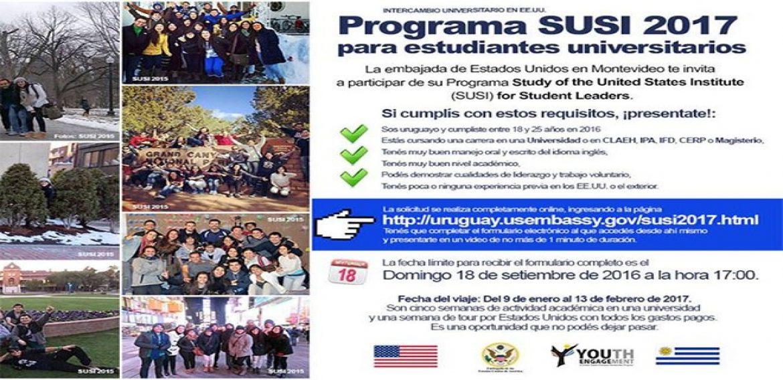 Programa SUSI 2017