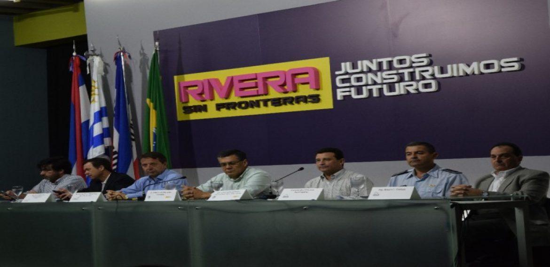 """""""Por una Frontera Logística y Competitiva"""""""