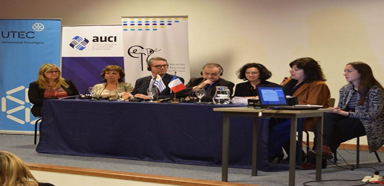 Intercambio con CETP-UTU y UTEC