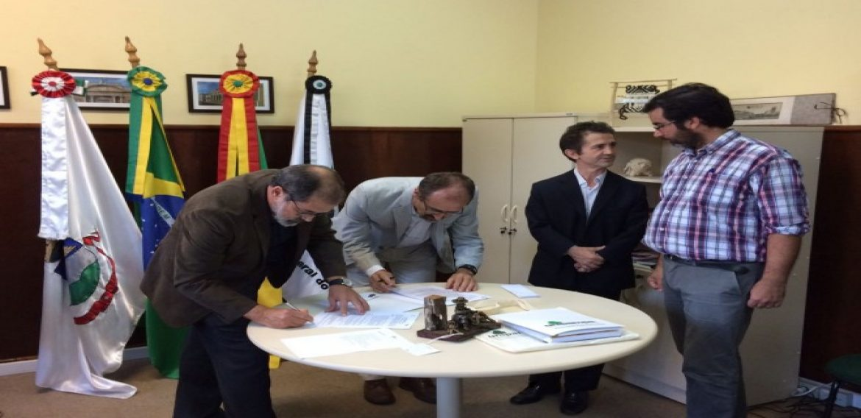 Firma de acuerdo marco