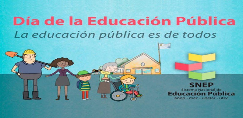 Día de la Educación Pública