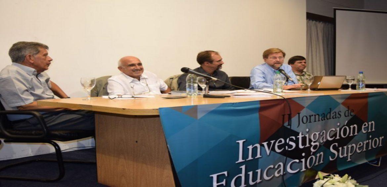 II Jornadas de Investigación en Educación Superior
