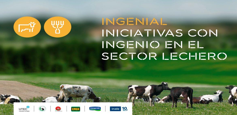 Concurso premia la creatividad del sector lechero