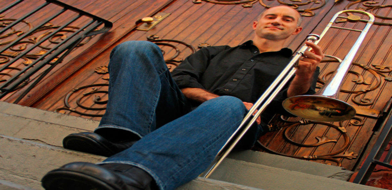 Taller de composición musical a cargo del reconocido trombonista Alan Ferber