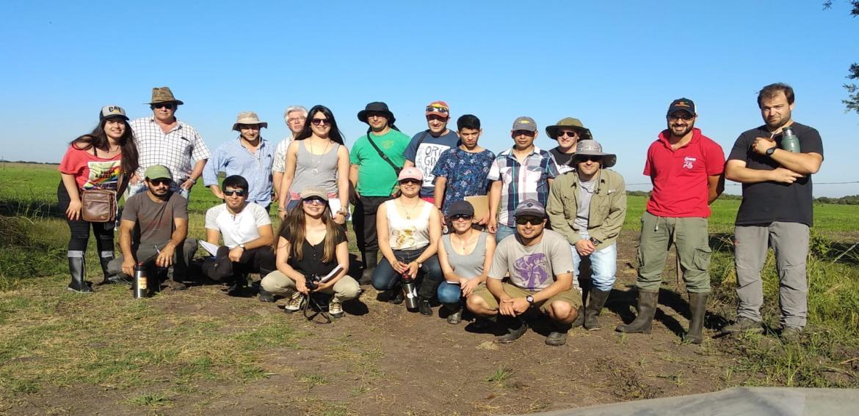 ESTUDIANTES EN EL CAMPO – ARTIGAS