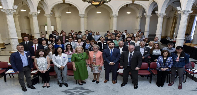 Suecia fue el país invitado al último Embassy Talks de 2018