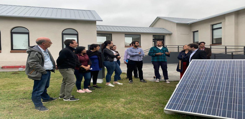 Una semana de trabajo por más y mejor educación en energías renovables