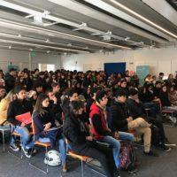 MOVETE II movió a más de 400 estudiantes hacia el ITR Norte
