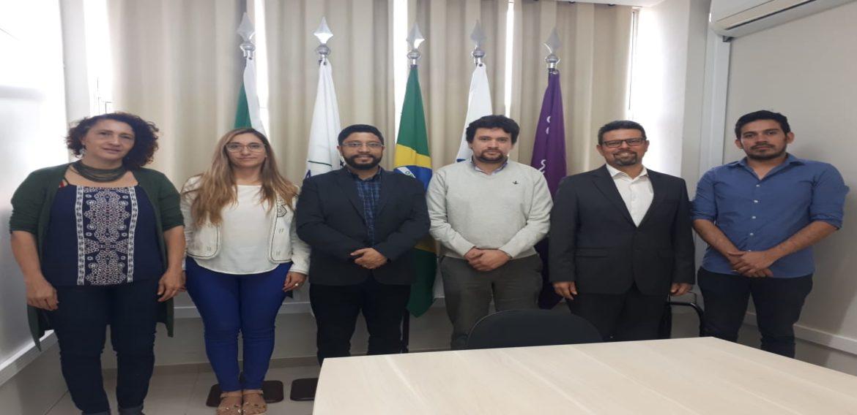 UTEC continúa fortaleciendo vínculos con instituciones brasileñas