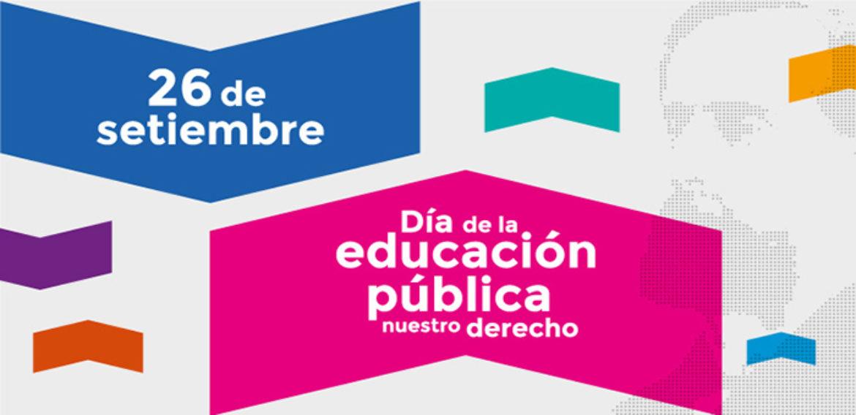 Día de la Educación Pública 2019