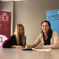 UTEC se convirtió en agente del examen Linguaskill