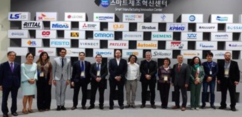 Delegación de UTEC en Corea del Sur recibió capacitación sobre parques tecnológicos
