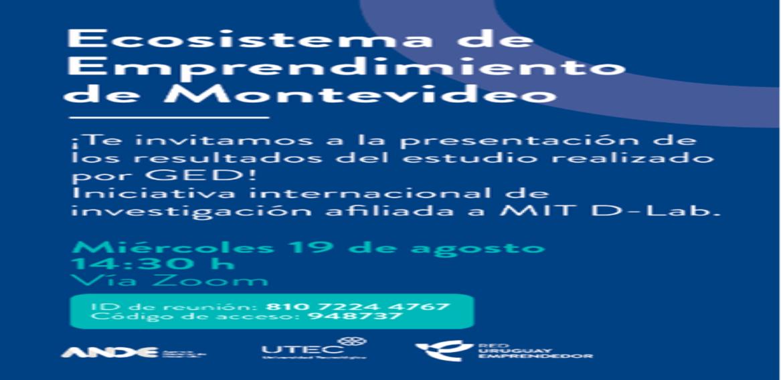 Ecosistema emprendedor de Montevideo es referente en América Latina, con el mejor índice de colaboración