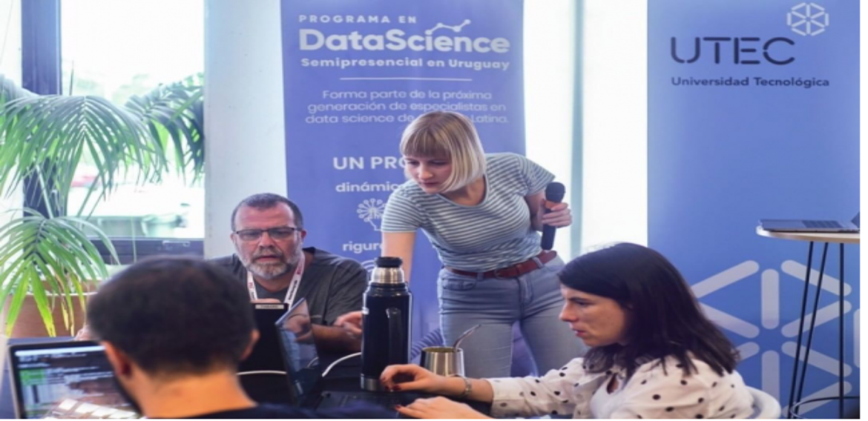 El 91% de quienes cursaron la maestría en Data Science mantuvieron o aumentaron su nivel de ingresos