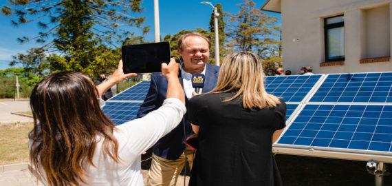 UTEC presentó el Centro Demostrativo de Energías Renovables: Proyecto ETRELA