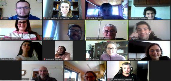 Primera prueba intermedia de competencias profesionales hecha en formato totalmente virtual