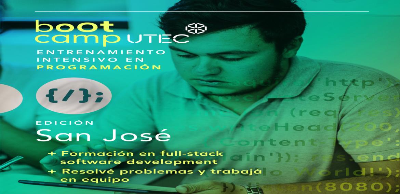 UTEC convierte a jóvenes en programadores en 10 semanas