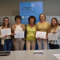 Despegaron los primeros Becarios UTEC