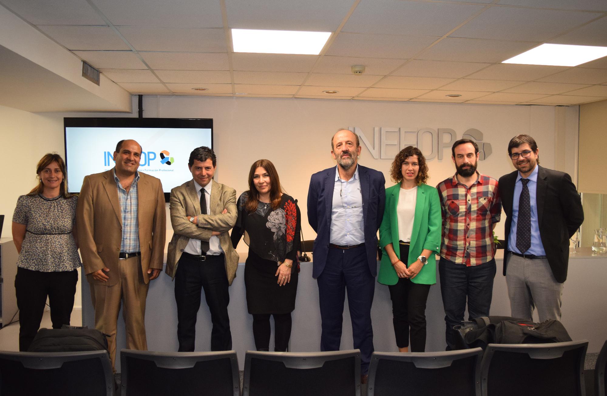 Presentación del curso de Técnico en Mantenimiento de Parques Eólicos