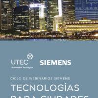 Primera alianza de trabajo entre UTEC y Siemens: networking y capacitación en tecnología para ciudades inteligentes