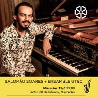 Salomão Soares en UTEC