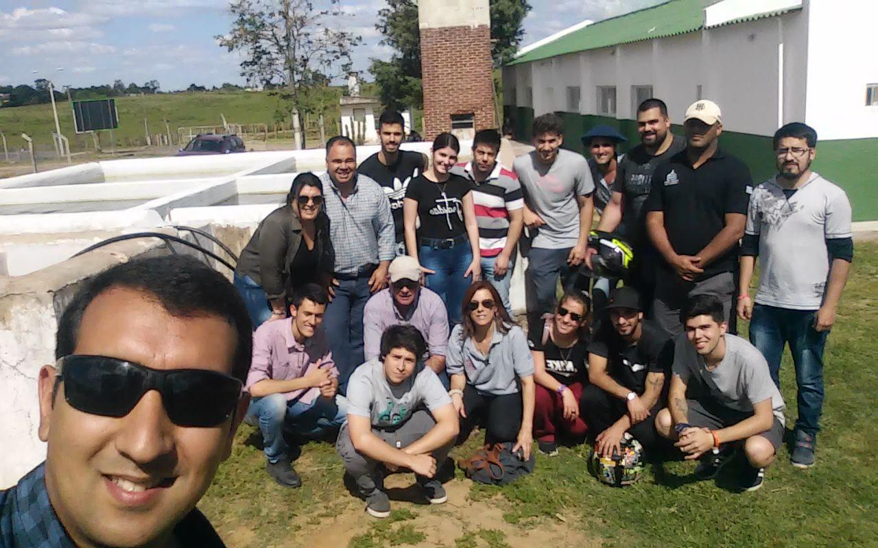 Visita de campo al Polo de Desarrollo Rural de Rivera