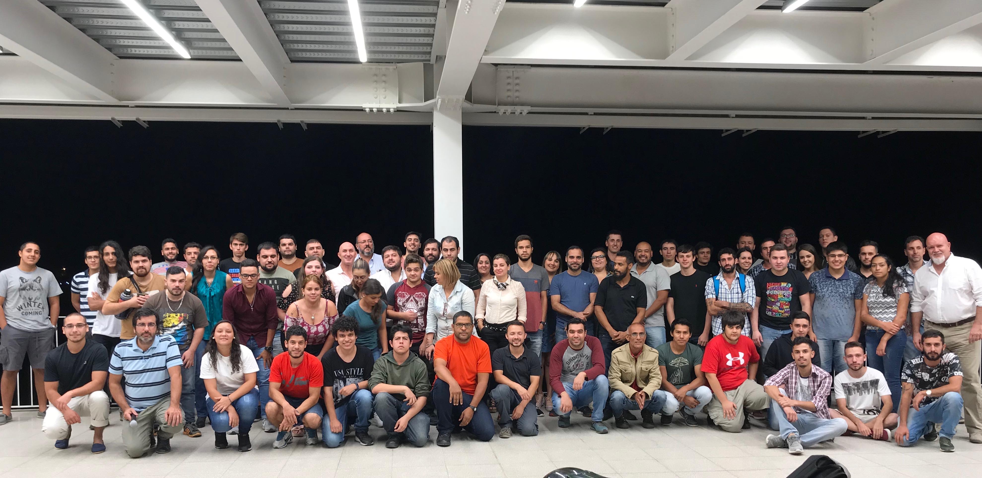 Jornadas de inducción de Ingeniería en Logística