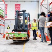 Estudiantes y docentes de UTEC realizan diagnósticos logísticos en empresas con apoyo de ANII en Cerro Largo y Río Negro: desde el interior y para el interior