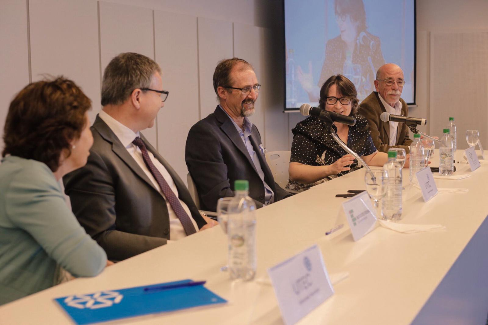 UTEC, CETP/UTU y IFSUL acordaron la implementación de carreras conjuntas