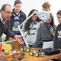 Casi 300 liceales y escolares visitaron el ITR Norte en mayo